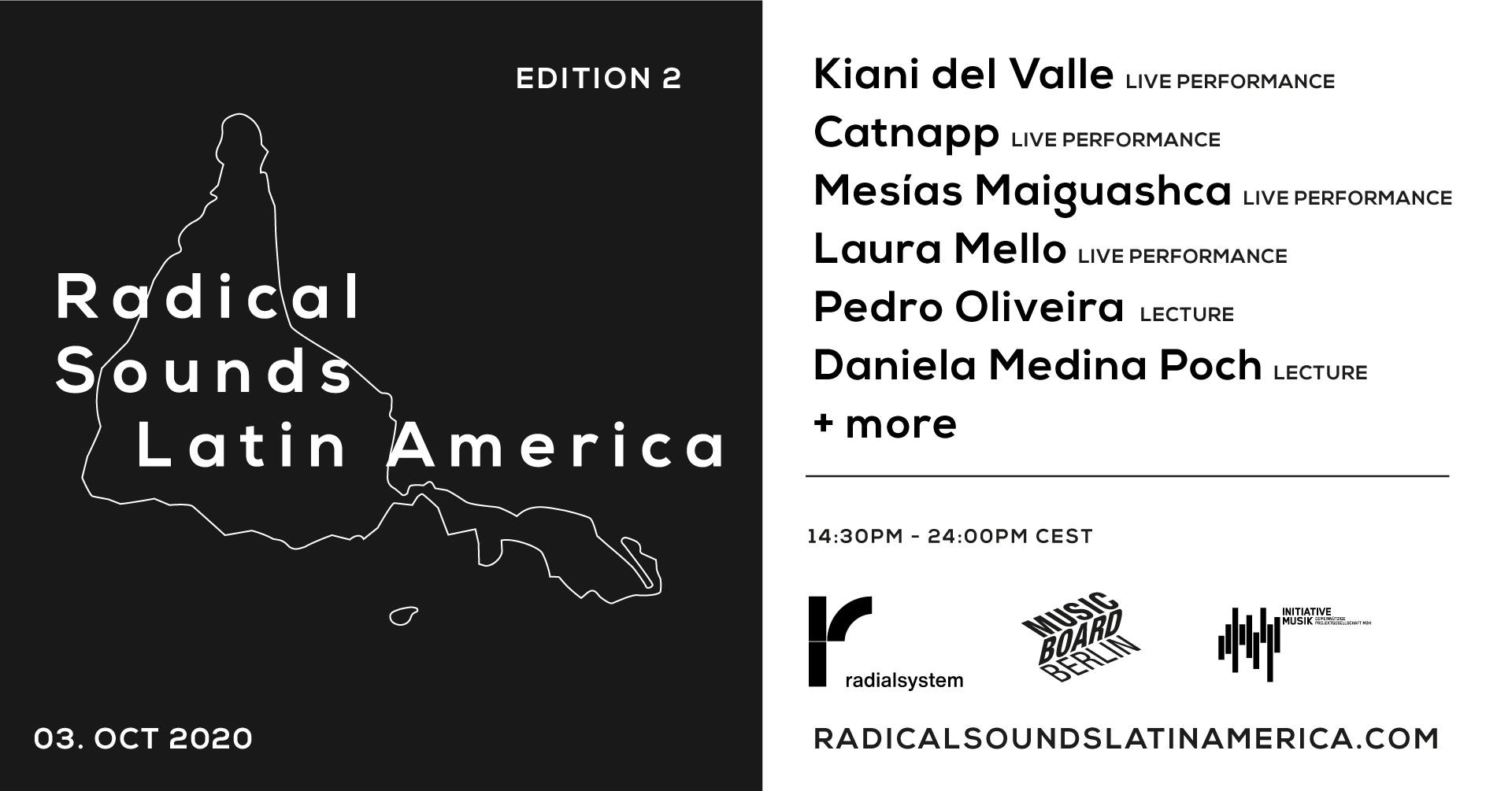Radical Sounds Latin America